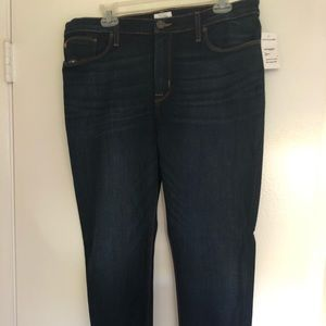 NWT Hudson Natalie Skinny Jeans 34